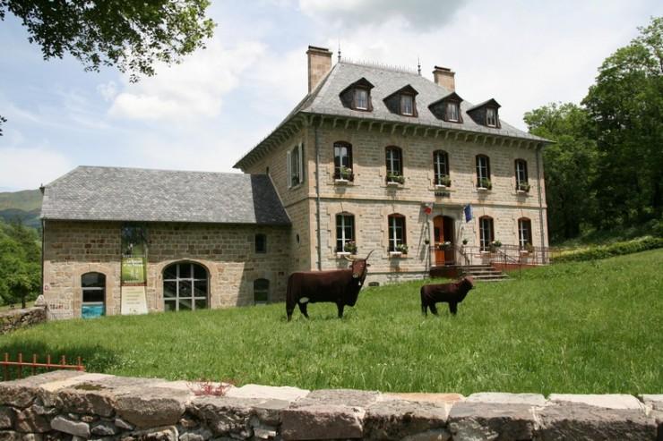 Maison de Site à Mandailles-Saint-Julien