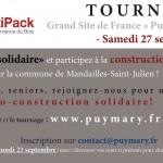 Un refuge éco-solidaire à Mandailles Saint-Julien