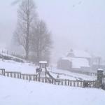 La neige est là… bientôt les vacances d'hiver!