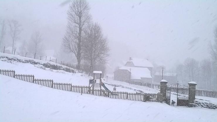 Neige janvier 2015
