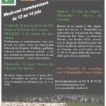 Week-end transhumance à Mandailles Saint-Julien