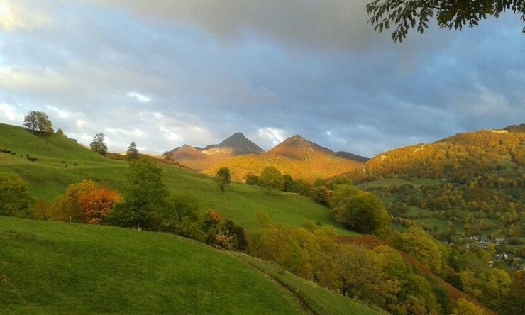 Couleurs d'automne Puy Griou