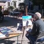 Journée des peintres dans les rues et villages
