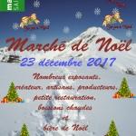 Marché et concert de Noël 2017