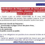 Info Covid-19 du 31 Mars
