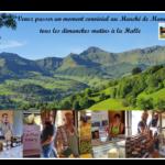Les producteurs de Mandaillles-Saint-Julien vous attendent tous les dimanches de 9:00 à 12:00