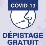 INFO COVID-19 : Lundi 21 Décembre, dépistage PCR gratuit à Saint-Simon